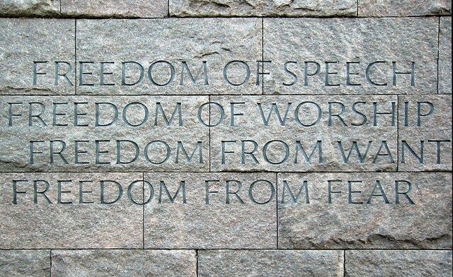 The Four Freedoms Speech