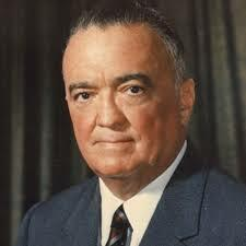 J.Edgar Hoover Becomes Head of the FBI