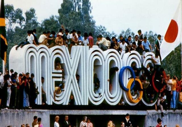 Juegos Olímpicos '68