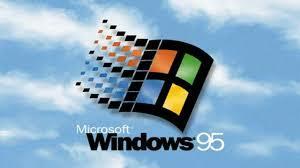 La llegada de Windows 95