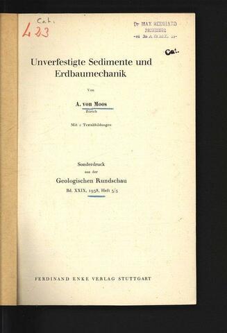 Karl Von Tezaghi