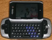 T-Mobile Sidekick Phone 3