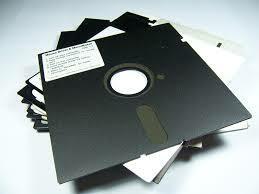 Diskettes o Floppy Disks