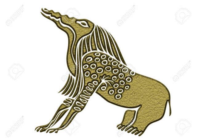 Antigüedad (Mesopotamia, hebreos, Egipto): Explicación mística