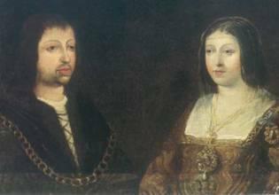Unión del reino de Castilla y Aragón