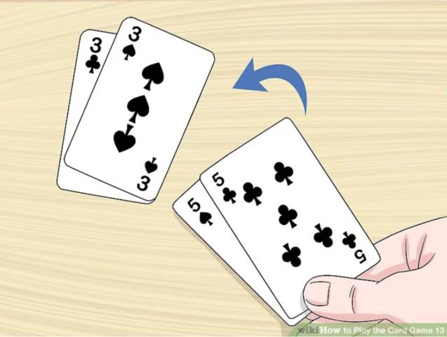 Thirteen Card Game