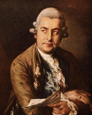 Christian Bach (1735-1829)