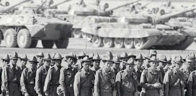 Invasión soviética de Afganistán