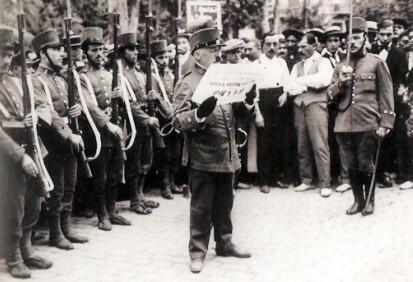 Juntas de Defensa (junio)