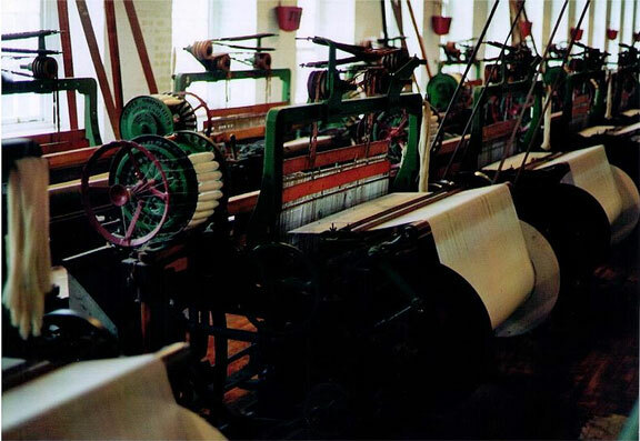 Power Loom was invented