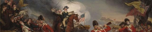American Revolutionary War starts