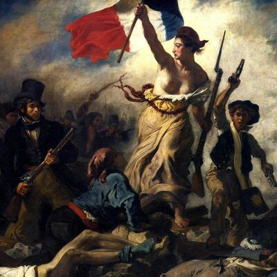 REVOLUCION FRNACESA (1789-1799) timeline