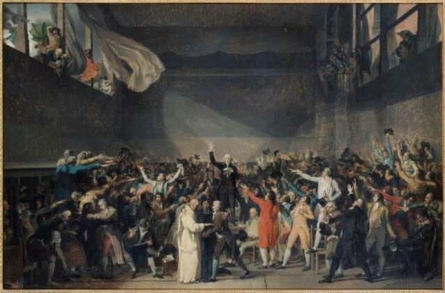 PRIMERA ETAPA (1789-1791) ASAMBLEA CONATITUYETE