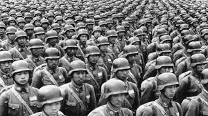 Inicio da 2º Guerra mundial