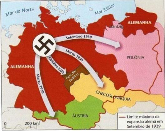 Expansão territorial alemã