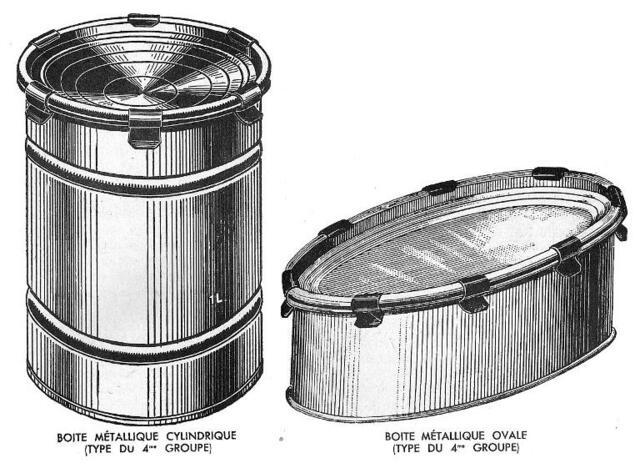 A comida enlatada foi criada em 1800 para suprir as necessidades dos soldados nas guerras napoleonicas.