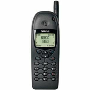 Primeiro telefone em barra-Nokia