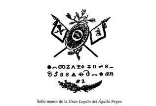 Creación de la logia de La Gran Legión del Águila Negra