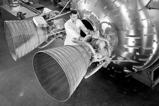 A NASA foi criada em 1958 para concorrer diretamente com o programa espacial soviético provocado pela guerra fria.