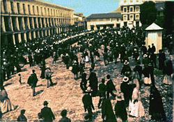SEGUNDA GUERRA CIVIL. DE LOS SUPREMOS (1839-1841)