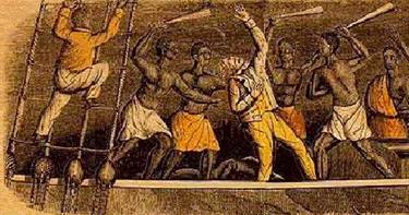 """Rebelión de esclavos en """"La Amistad"""""""