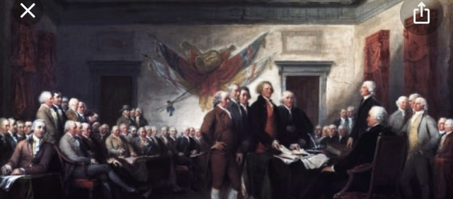 The First Continental Congress Convenes 1774