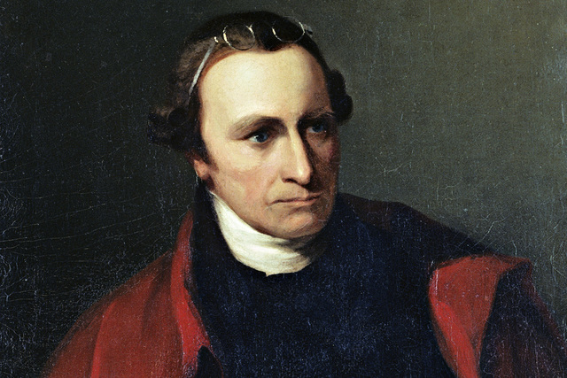 "Patrick Henry ""Give me liberty or give me death speech"