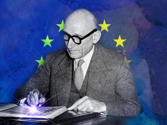 Powstanie Europejskiej Wspólnoty Węgla i Stali