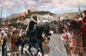 GRANADA WAS CONQUERED BY THE CATHOLIC KINGS