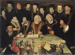 Comienzo de la Reforma Protestante