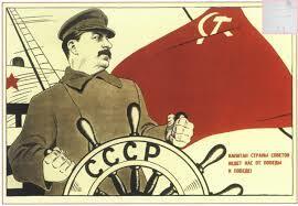 Joseph Stalin Leads USSR