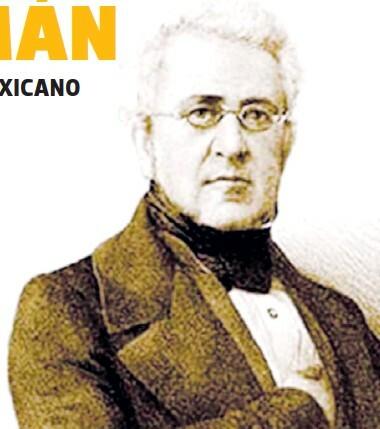 - Ley sobre el derecho de propiedad de los inventores o perfeccionadores de algún ramo de la industria promovida por Lucas Alaman.