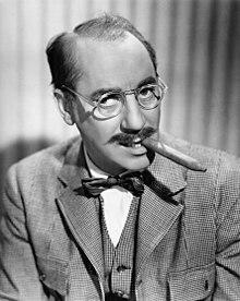 Nacimiento de Groucho Marx