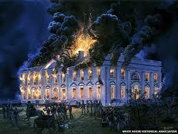 British Attack Washington DC
