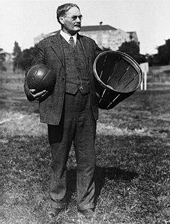 Invención del baloncesto.