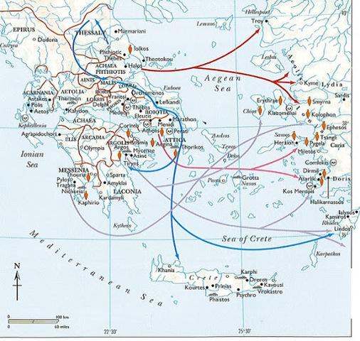 Fine del Medioevo ellenico