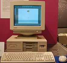 Sale a la venta la Compaq Deskpro 286