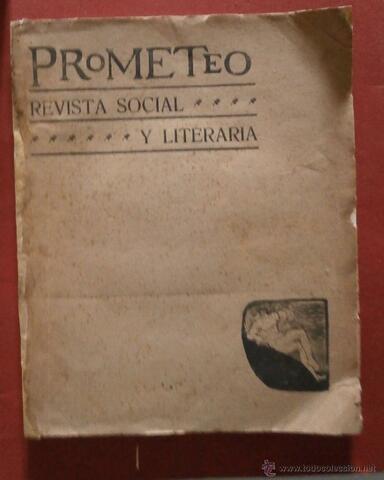 Revista «Prometeo».