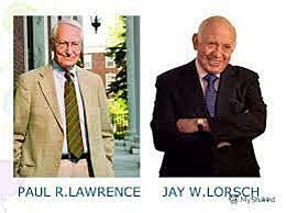 Paul R. Lawrence Y Jay W. Lorsch