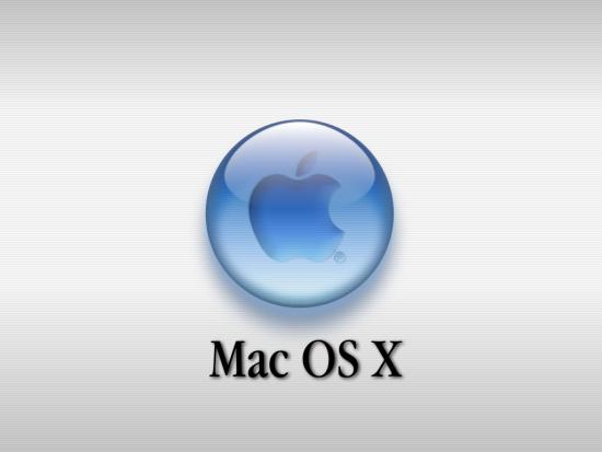 Sale al mercado Mac OS X