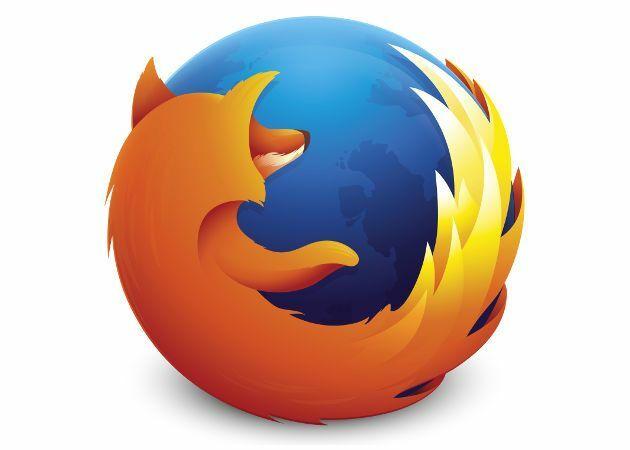 Lanzamiento de Mozilla Firefox.