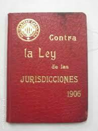 Ley de Jurisdicciones (marzo)