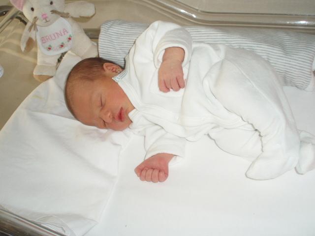 Naixement Bruna