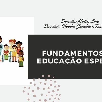 Percurso dos Direitos à Educação Especial/Inclusiva timeline