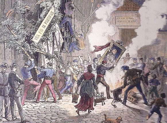 """Revolució de 1868 """"La gloriosa"""""""