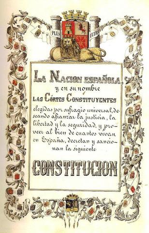 Constitució democràtica 1869