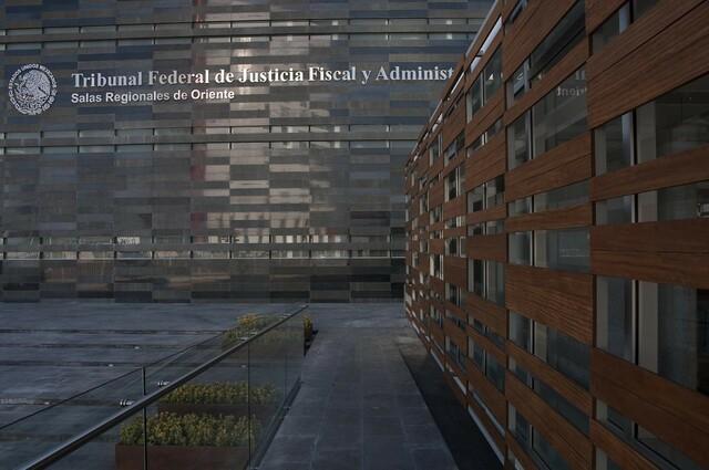 Se sustituye la Ley Orgánica del Tribunal Fiscal de la Federación