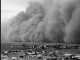 Dust Bowl overtakes the Farmers