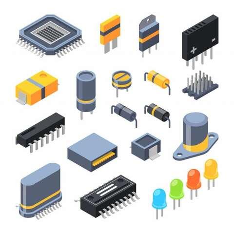 Creación de distintos tipos de dispositivos electrónicos