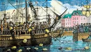 Primera Parte (1770-1774) Conflicto entre Gran Bretaña y Francia